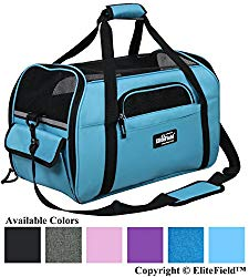 airline approved dog travel carrier